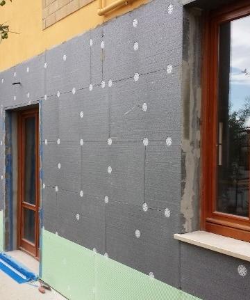 Cappotto termico esterno o interno costo e prezzi per l 39 isolamento a casa - Cappotto esterno casa ...